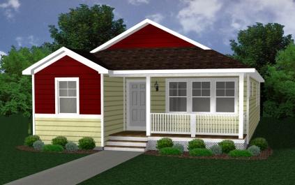2017 house rendering